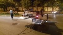 ZÜBEYDE HANıM - Araçla Kaza Yapıp Kaçtılar