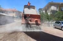 TURİZM SEZONU - Ayvalık Belediyesi'nden Sarımsaklı-Yonca 1 Mevkine Yol Hamlesi