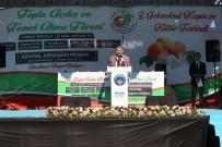 MEHMET ÖZHASEKI - Başkan Çelik, Yeşilhisar'da Toplu Açılış Ve Temel Atma Törenine Katıldı