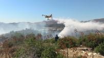 İTFAİYE ERİ - Bilinçsizce Yakılan Çöp Yangın Çıkardı