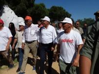KARTAL BELEDİYE BAŞKANI - CHP Genel Başkanı Kemal Kılıçdaroğlu Adalet Yürüyüşü Sergisi'nde