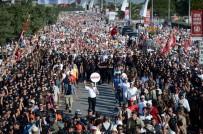 SELVİ KILIÇDAROĞLU - CHP Lideri Kılıçdaroğlu, Maltepe Miting Alanına Ulaştı