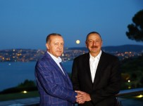 AZERBAYCAN CUMHURBAŞKANI - Erdoğan'dan özel Aliyev paylaşımı