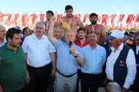 İSMAİL RÜŞTÜ CİRİT - Erzurum'da Başpehlivan Fatih Yaşarlı Oldu