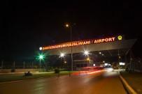 UÇAK SEFERLERİ - Erzurum Havalimanı 611 Bin Yolcu Ağırladı