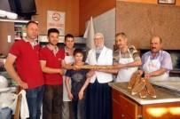 SANAT ESERİ - Eski Bakan Dr. Sema Ramazanoğlu'ndan Karacasu Pidesine Övgü