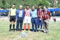 ŞEHİT YÜZBAŞI - Fındıkpınarı'nda Futbol Turnuvası Heyecanı Başladı
