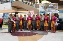 ANADOLU ATEŞI - Gaziantep'te KKTC Tanıtım Günlerine Yoğun İlgi