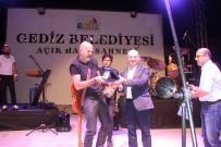 MEHMED ALI SARAOĞLU - Gediz'de Konser