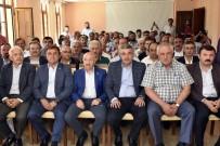 GÜMÜŞHANESPOR - Gümüşhanespor Kongresi Gerçekleştirildi