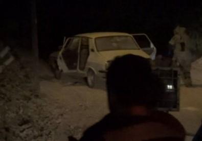 Hatay'da polise saldırı
