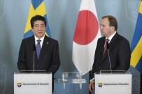 GÜVENLİK KONSEYİ - Japonya Başbakanı Abe, İsveç'i Ziyaret Etti