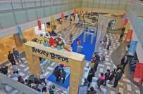 ANGRY BİRDS - Kahramanmaraş'ta Angry Birds Çılgınlığı Başlıyor