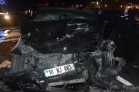 KATLIAM - Katliam Gibi Kaza Açıklaması 4 Ölü, 7 Yaralı