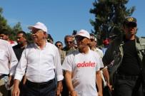KARTAL BELEDİYE BAŞKANI - Kılıçdaroğlu 'Adalet Yürüyüşü Sergisi'nde