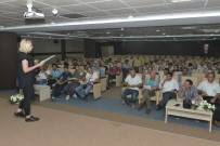İŞ GÜVENLİĞİ - KMÜ'de Temel İş Güvenliği Eğitimi