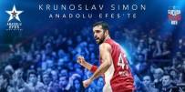 ARMANI - Krunoslav Simon, Anadolu Efes'de