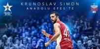 ARMANI - Krunoslav Simon Anadolu Efes'te