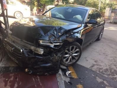 Pervin Buldan kaza geçirdi
