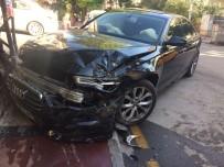 PERVIN BULDAN - Pervin Buldan kaza geçirdi