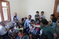YETİM ÇOCUKLAR - Sağlık-Sen Suriyelilere Sahip Çıktı