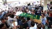 SİVİL SAVUNMA - Sakarya'da öldürülen Suriyeli anne ve bebeği toprağa verildi