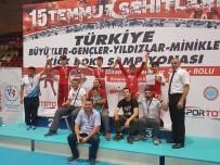 SEDAT BÜYÜK - Şampiyonadan Madalya İle Döndüler