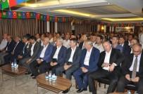 KAYIT DIŞI - TEKSİF Genel Başkanı Nazmi Irgat Açıklaması