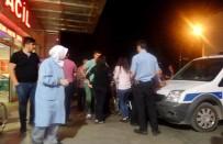MAKAM ARACI - Tosya'da Otomobilin Çarptığı Yaşlı Kadın Öldü