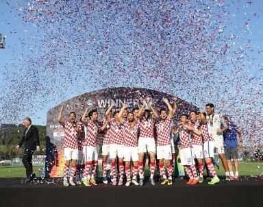 UEFA Regions' Cup Şampiyonu Zagreb oldu