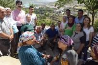 TUNCELİ VALİSİ - Vali Sonel, Vatandaşlarla Bir Araya Geldi