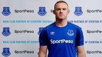 MANCHESTER - Wayne Rooney, Everton'da
