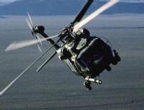 ÖZEL KUVVET - ABD ordusuna ait helikopter düştü