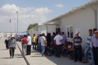 Akdağ Talimat Verdi, Suriyeli Aileler Farklı Konteynerlere Yerleştirildi