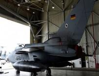 İNCIRLIK - Alman Tornado uçaklarının İncirlik'ten çekilmesi tamamlandı