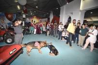 K-9 - Ankara İtfaiyesi De Ankara Festivali'nde