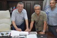 EDREMIT BELEDIYESI - Antandros İçin Sponsorluk Protokolü İmzalandı