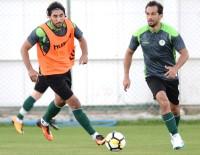 KAYACıK - Atiker Konyaspor'da Süper Kupa Maçı Hazırlıkları Başladı