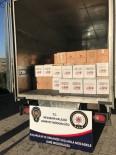 Avanos'ta Bin 804 Şişe Kaçak Şarap Ele Geçirildi