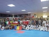 ERCIYES DAĞı - Avrupalı Gençler Kayseri'de Olimpiyat Projesine Katıldı