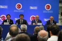 TÜRKIYE İHRACATÇıLAR MECLISI - Bakan Zeybekci'den Türkiye-Almanya İlişkisi Değerlendirmesi