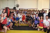 MEHMET KANCA - Başkan Çelik Şehzadeler'in Sporcularıyla Buluştu