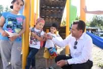 KAVAKLı - Başkan Yücel Yılmaz, Çocukları Ve Gençleri Kırmadı
