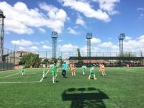 BİLGİ EVLERİ - Bilgi Evleri Arası 8'İnci Futbol Turnuvası Başladı