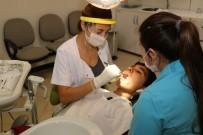 DİŞ FIRÇALAMA - Büyükşehir Ağız Ve Diş Sağlığı Merkezi 82 Bin Çocuğa Hizmet Verdi