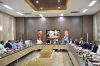 TARıM İŞLETMELERI GENEL MÜDÜRLÜĞÜ - Çaturoğlu Fındık Toplantısına Katıldı