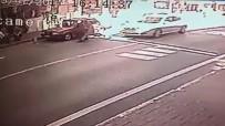 Çorum'da Bisiklet Ve Motosiklet Sürücüleri Ölümden Döndü