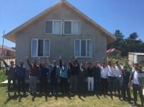 ÜLKÜ OCAKLARı - Çorum Ülkü Ocakları Kargı Yaylası'nda Kamp Yaptı