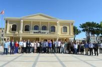 GÜNAY ÖZDEMIR - Edirne'de LYS'de İlk Bine Giren Öğrencilere Ödülleri Verildi