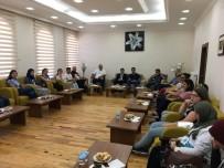 MUSTAFA ARSLAN - ESOGÜ TÖMER'in Misafir Öğrencileri Mahmudiye Atlı Terapi Ve Rehabilitasyon Araştırma Merkezini Ziyaret Etti